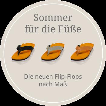 Flip-Flops nach Maß