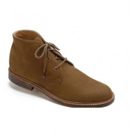 Plain Derby Boot
