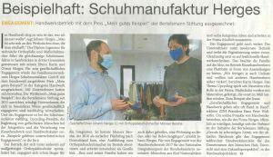 Pressestimme: Deutsches Handwerksblatt