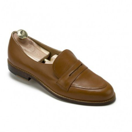 Plain Penny Loafer